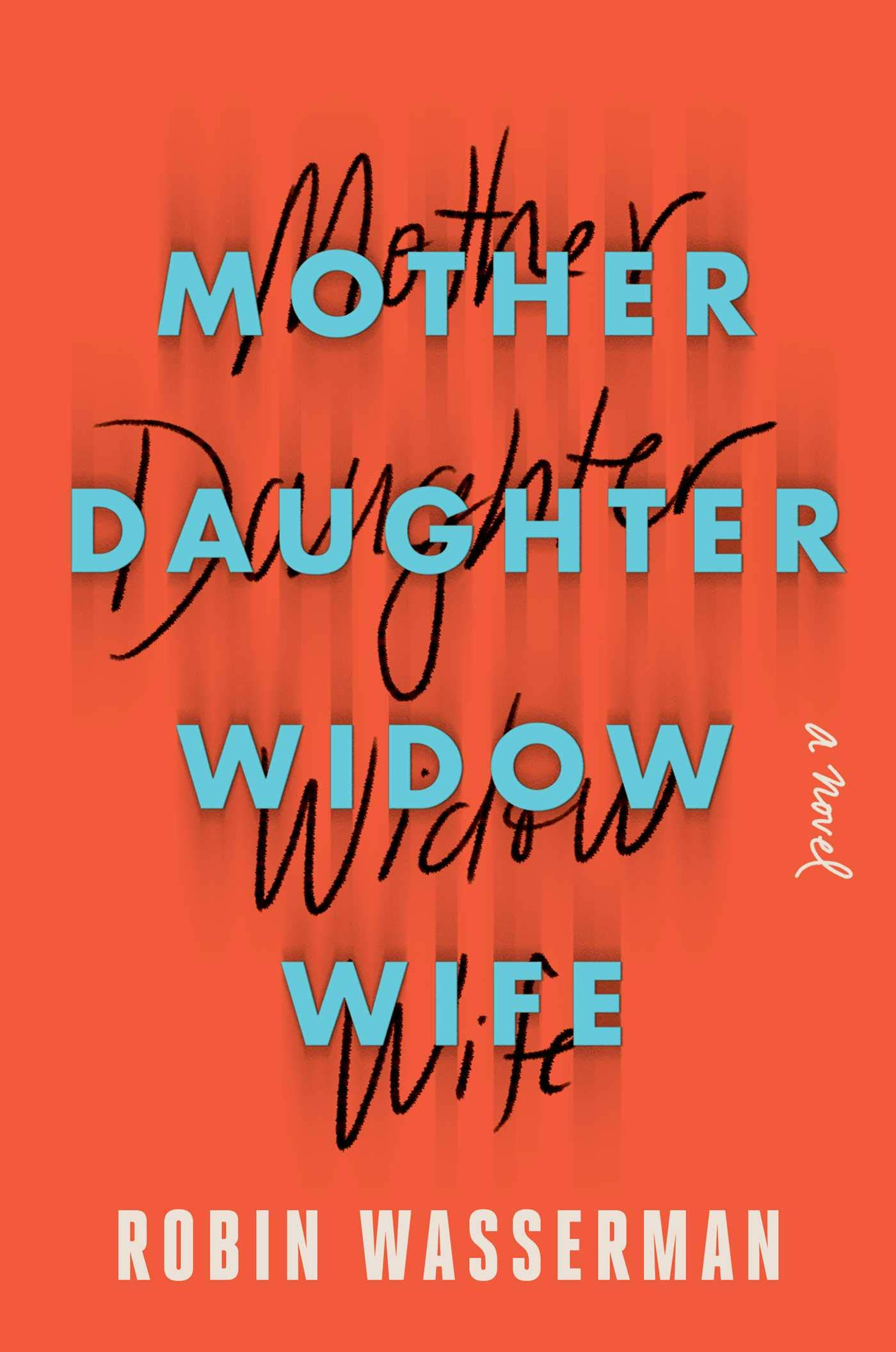 Lew's Book Reviews: Cover of Mother, Daughter, Widow, Wife